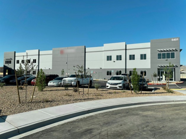 Another recently completed design build, ground up project in Southwest, Las Vegas (June 2021)